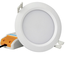 FUT068 Milight 6 W LED <span class=keywords><strong>Downlight</strong></span> AC100-240V FUT068 dimmable RGB + CCT שקוע Led פנל אור