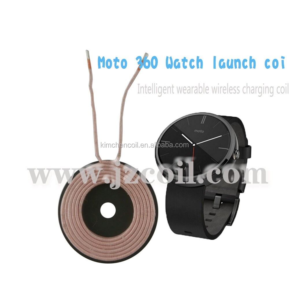 6.7uh Wireless Charging Tx Coil for Intelligence watch
