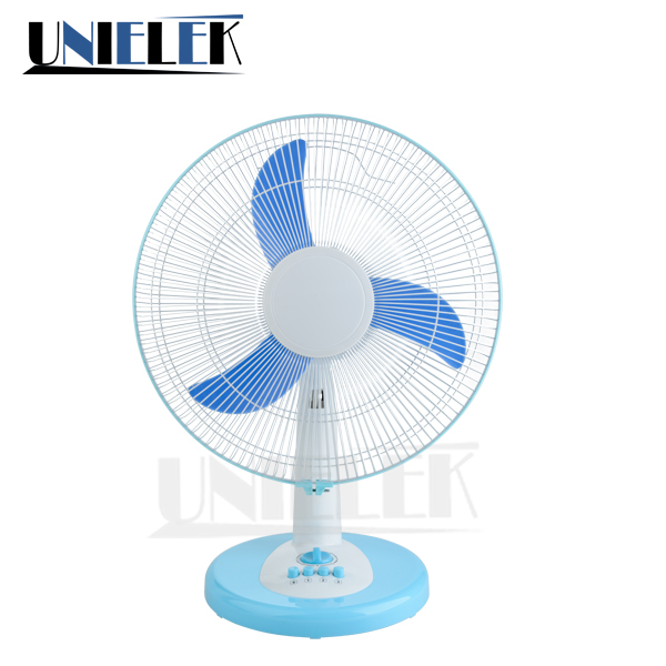 The new low power consumption 12 16 inch 12v dc decorative table fan