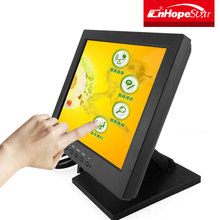 Cheap 10 inch touch screen monitor 10.1 inch small touchscreen monitor 1024 * 768 TFT LCD monitor