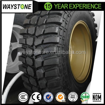 Waystone Tires Off Road 4x4 Mud Tires For Sale 245 75r16 Light Truck