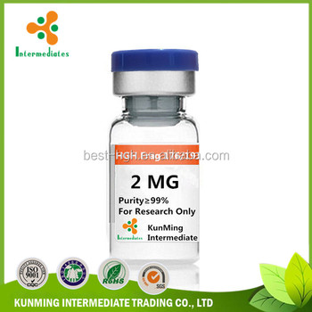 Usa Middle East Hot Hgh Frah Peptide Powder Human Peptide Hgh Frag 176-191  10vials White Powder - Buy Usa Middle East Hot Hgh Frag 176-191,2mg Vial