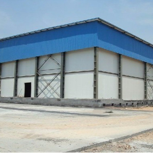 China universal cold storage project and used storage sheds sale