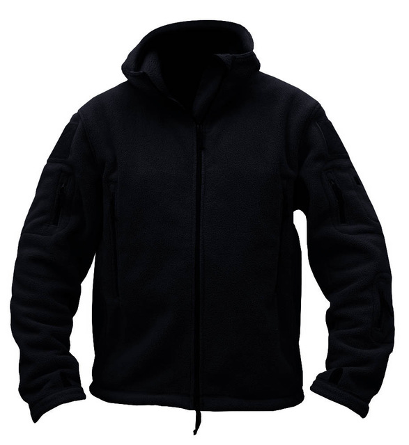 Winter Military Fleece Jacket Warm Men Tactical Jacket Thermal Breathable Hooded Men Jackets And Coat Outerwear Clothes