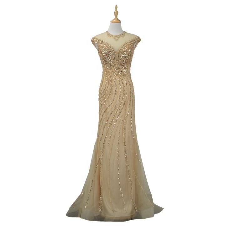 1e447d217 Glitter Gold Dress, Glitter Gold Dress Suppliers and Manufacturers at  Alibaba.com