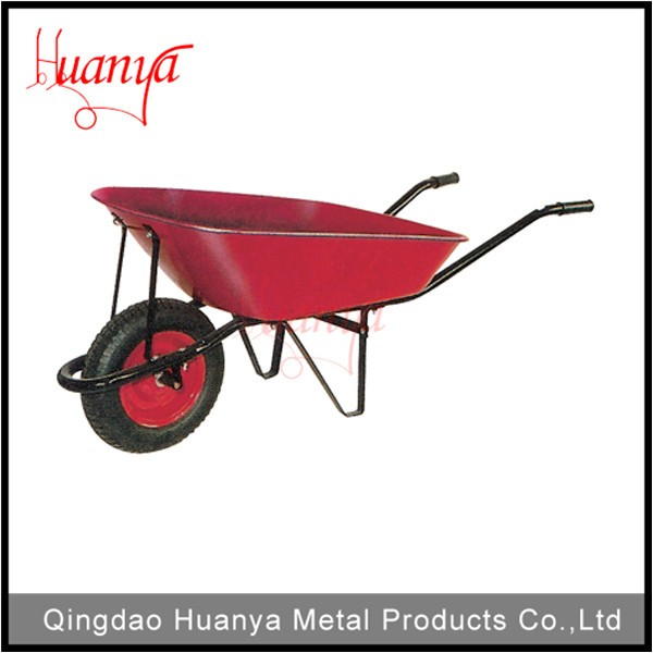 Manufacturer Supply Factory Price Metal Wheel Barrow WB7400R