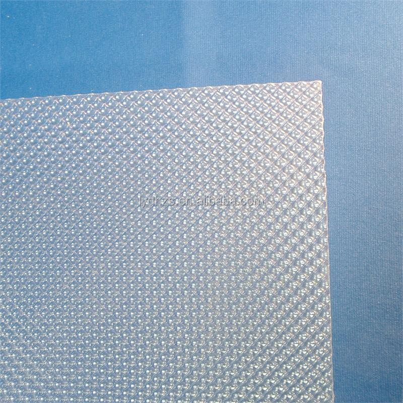 Polystyrene Panels Fluorescent Light Prismatic Diffuser Sheets Sheet For Smd Led Lamp Lighting Diffusing Acrylic