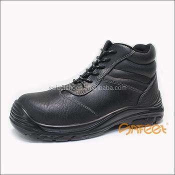 Werkschoenen Heren.Ce En Iso 20345 Waterdicht Top Kwaliteit Lederen Veiligheidsschoenen