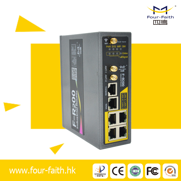 SIM card wireless embedded ethernet port 3G router