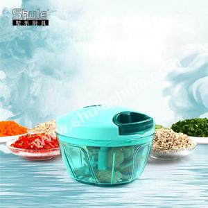 Manual Plastic Food Grade Smart Vegetable Chopper