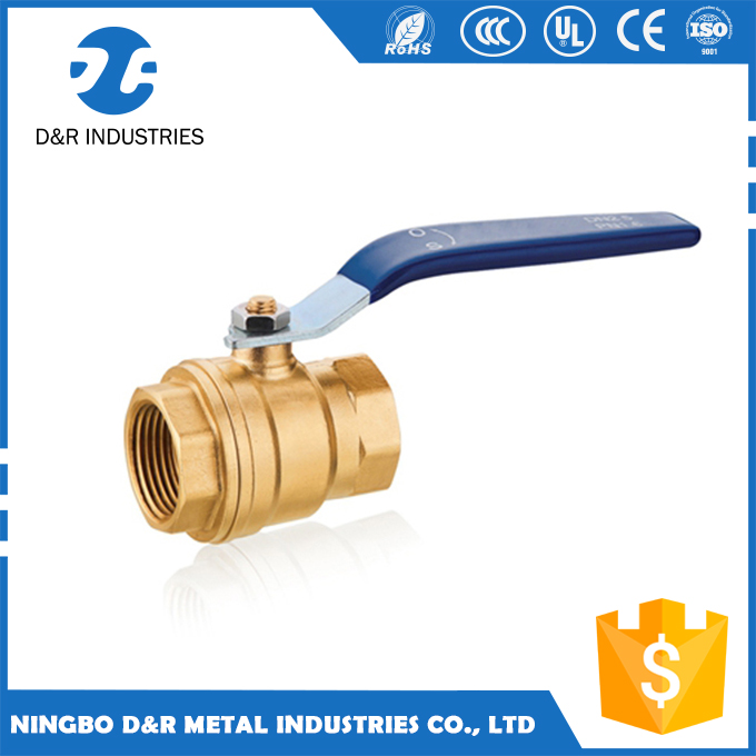 brass ball valve made inchina, manual 1.5 inch valve ball