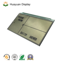 Custom LCD Module segment display voor Sport Machine