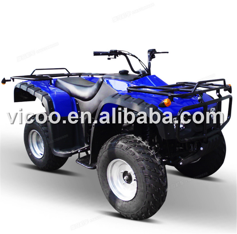 big power 4 stroke Hydraulic Disc Brakes 300cc atv 4x4