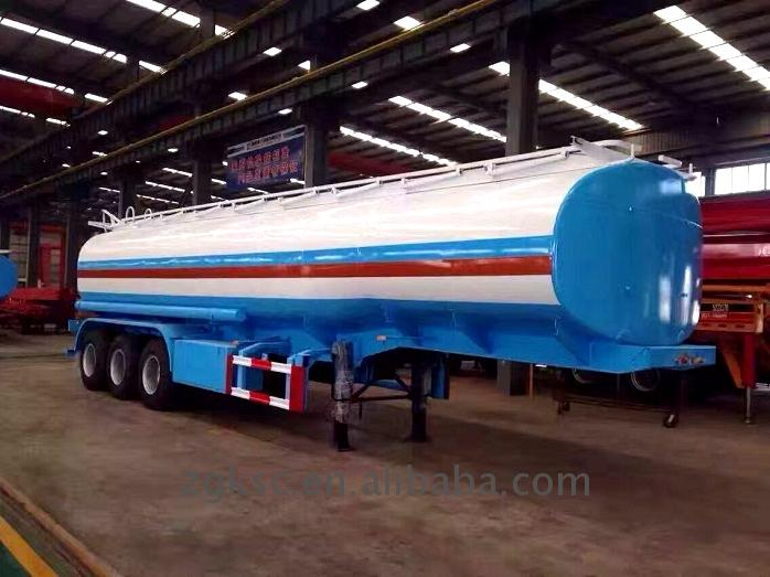 Factory Directly fuel tanker trailers with long service life