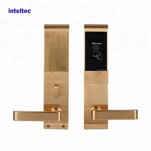 Selling rf card hotel lock management system central locking system