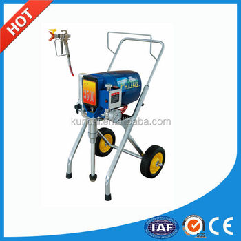 Air powered airless paint sprayers buy paint sprayers for Air or airless paint sprayer