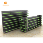 China factory gondola grocery store shelf supermarket shelf with direct sales