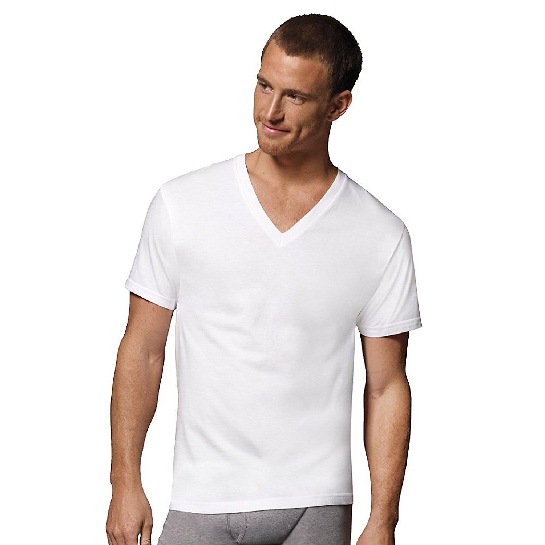 e3a41a674709 Cheap Hanes White V Neck T Shirts, find Hanes White V Neck T Shirts ...