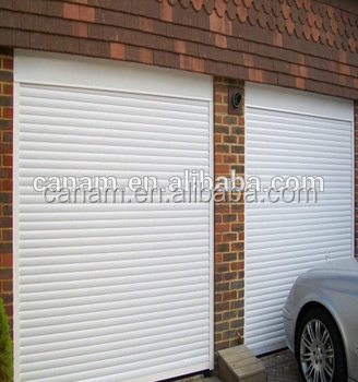 2017 New villa and house roller shutter garage door