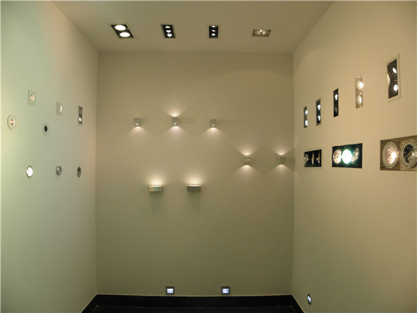 Trimless Recessed Led 2 3w Square Box Down Light Double