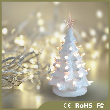 wholesale christmas tree ornament supplier ceramic led christmas tree - Christmas Tree Ornaments Wholesale