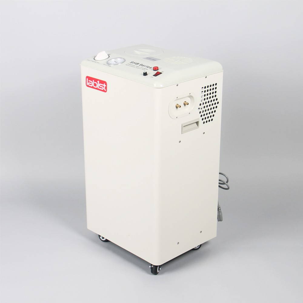 Lab scale recirculating water vacuum pump