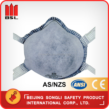 Sld-daca1non-woven Fabric Ce/n95 Dust Mask With Active Carbon ...