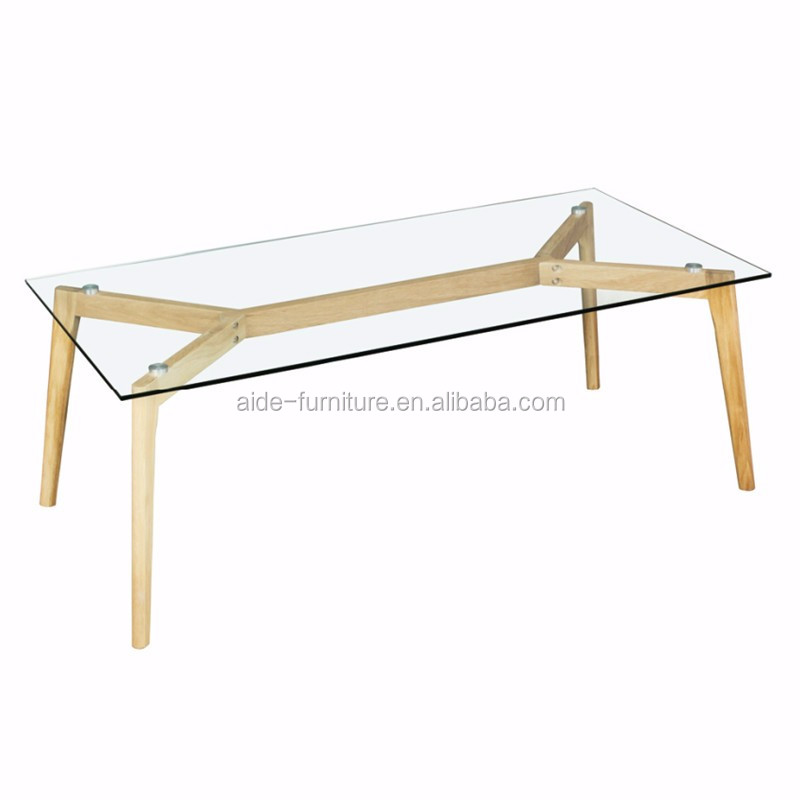 Langfang sitting room furniture designs centre tables contemporary glass coffee table for sale cheap
