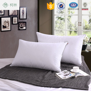 Soft Home Hotel Decorative Sleeping Bedding Comfortable Down Feather Pillow