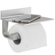 Gricol Toilet Paper Holder Space Aluminum Tissue Paper Roll Holder Wall Mount No Damage Rustproof