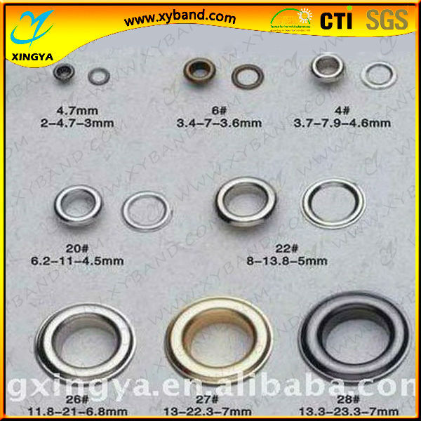 Metal Eyelet for garment