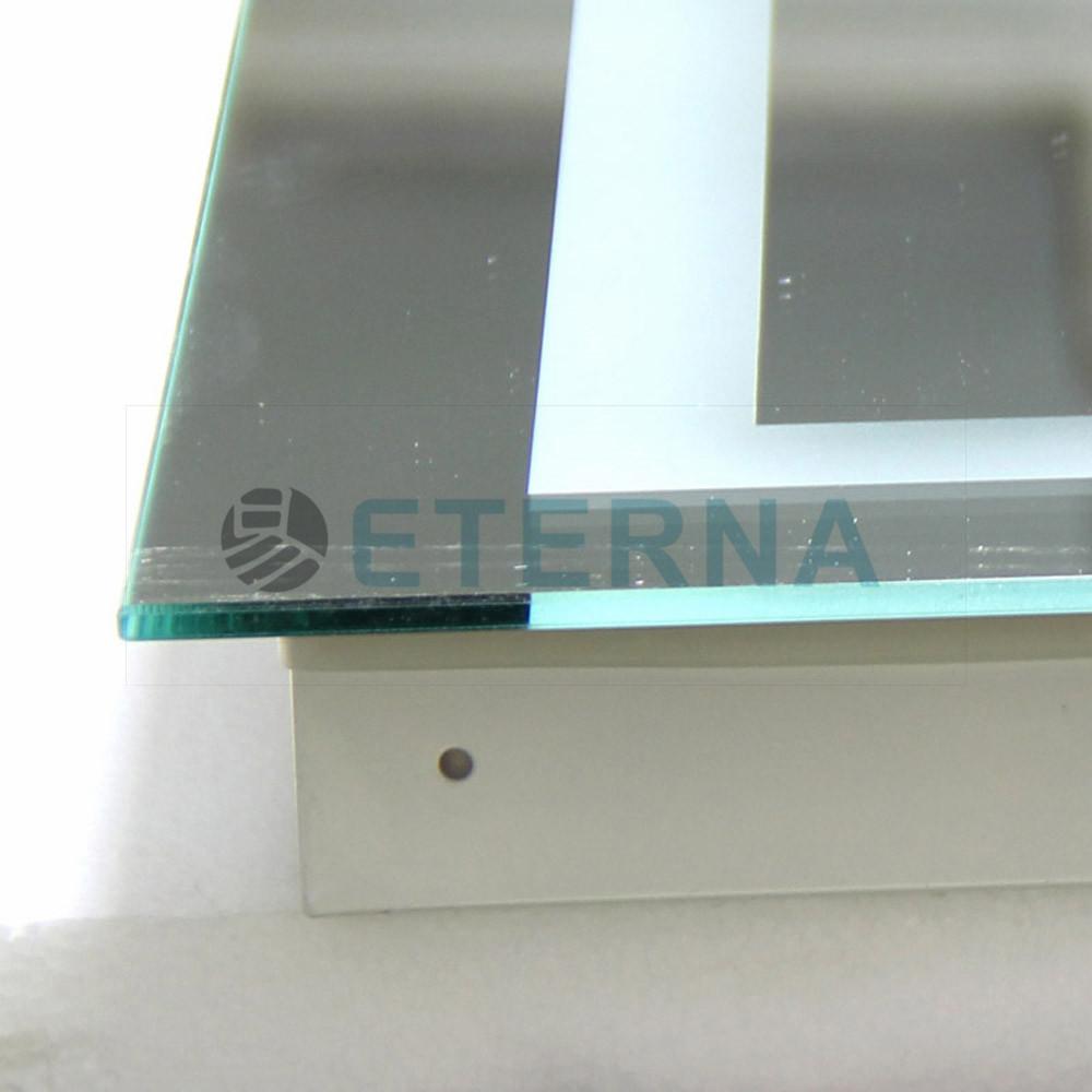 Home Decor Douche Glas Spiegel Met Led-verlichting En Digitale ...