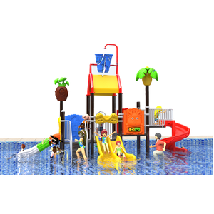Kids water slide used swimming pool slide