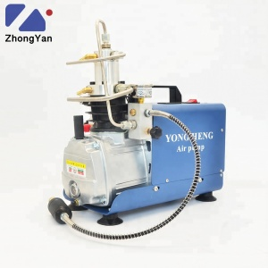 4500 PSI 300 BAR High Pressure AC Electric Air Pump Yong Heng Compressor