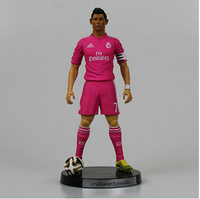 2018 Hot Toy Soccer Player Action Figure Cristiano Ronaldo for wholesale