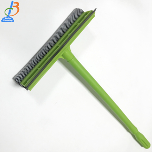 "10"" plastic snow cleaner window squeegee wiper blade window cleaning auto glass tools bathroom cleaner"