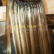 Healthy Sexy Micro Ring Loop Hair Extensions In Blonde