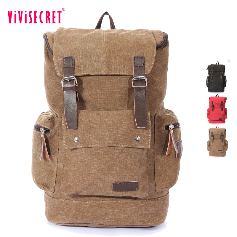 Vintage teenage Girl's Fashion Canvas Travel Backpack, best bagpack for primary <strong>school</strong> bag pack <strong>school</strong>