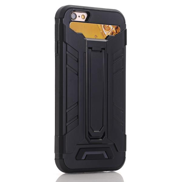 For Apple iphone 8 Armour TPU+PC Case,For iphone 8 Armor Shockproof Case Cover