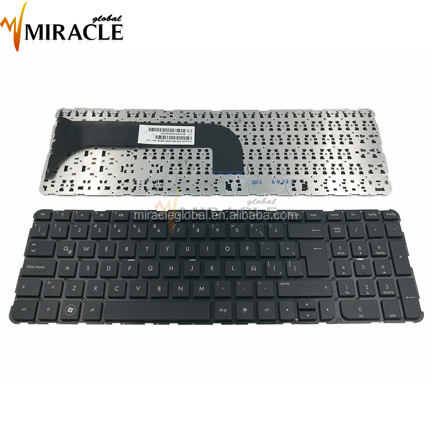 Genuine For HP Pavilion M6 1000 Laptop Keyboard Latin Layout