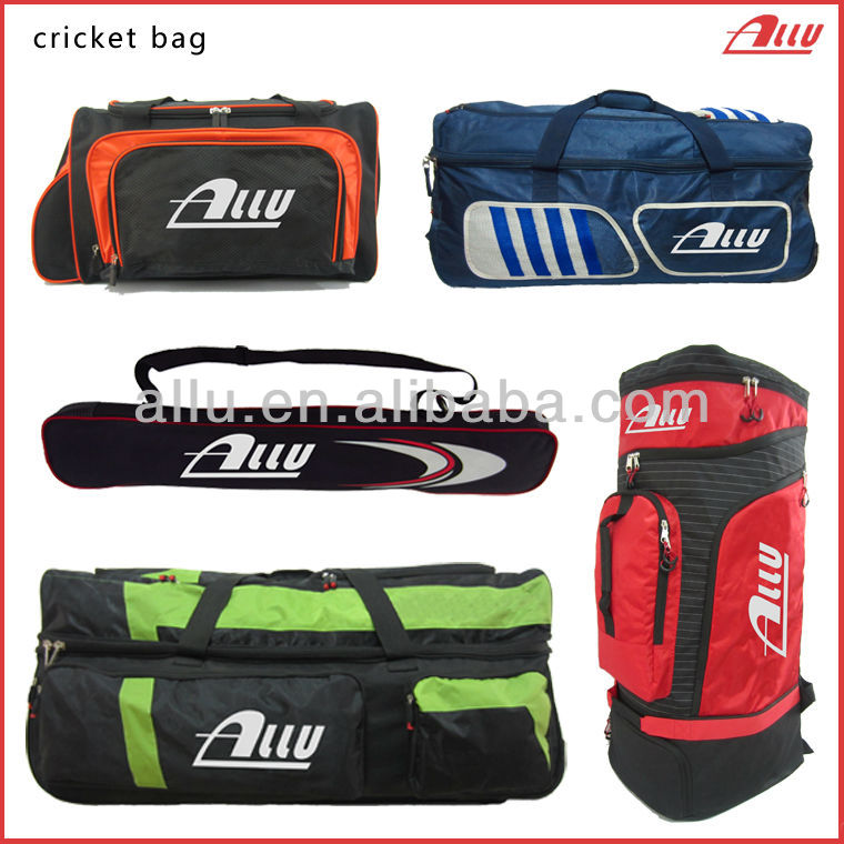 Wholesale team wheelie cricket bag