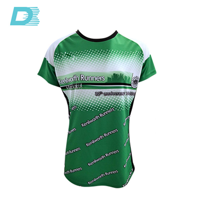 Sexual Quick-Drying Sports Screen Printing Polyester Nylon Men Seamless T Shirt