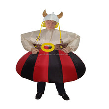 Spanish Matador warrior suit women tube party dress inflatable knight costume