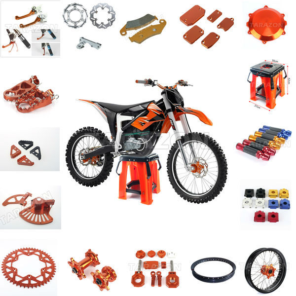 tarazon brand wholesale motorcycle cnc ktm parts for dirt bike