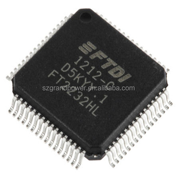 FT2232HL FT2232D FT2232H USB to Multipurpose UART/FIFO IC