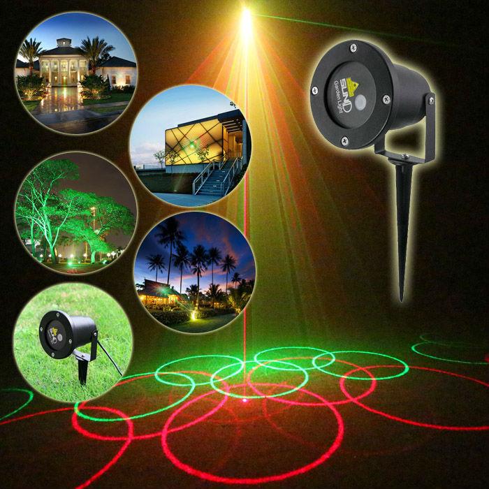Indoor Light Show: New Outdoor /indoor Laser Light 20 Patterns Rg Lighting