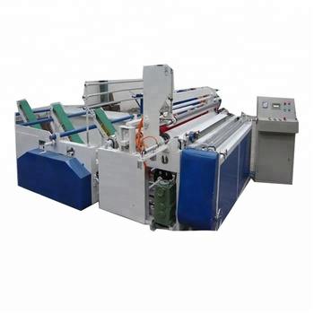 Automatic Electrical Motor Rewinding Machine Rewinding And Slitting Seal Roll Machine Price