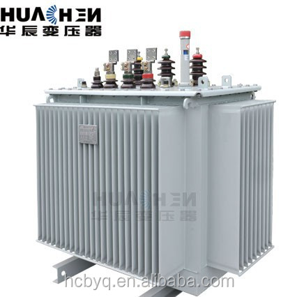 Top 10 brand S11 11kv 3 phase copper winding oil filled power transformer