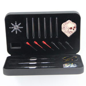 Tungsten Soft Tip Darts with Storage/Travel Case