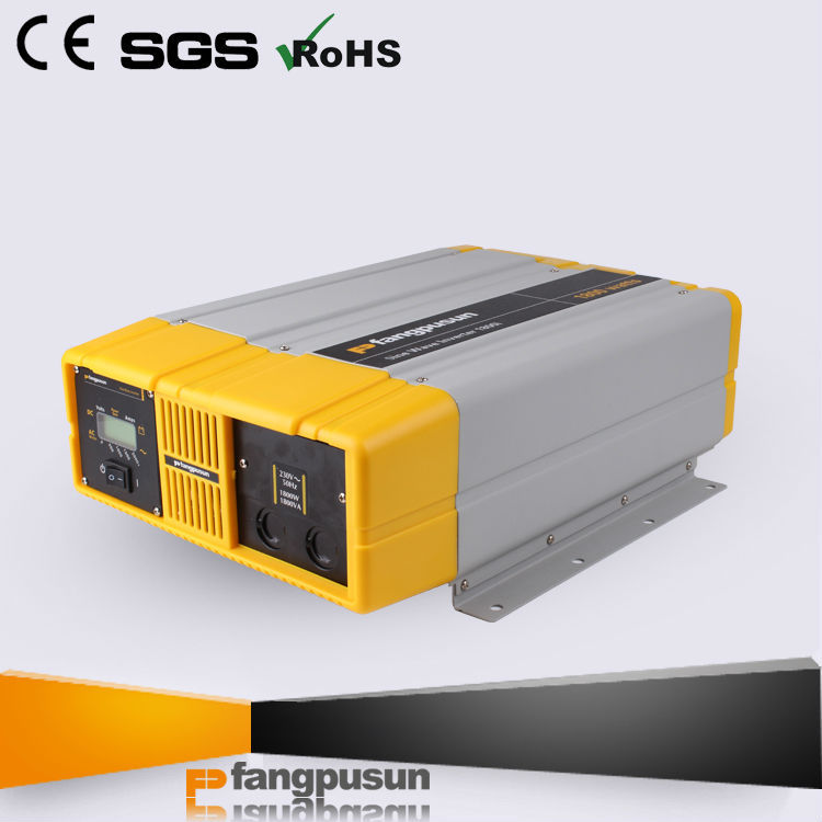 fangpusun Prosin 1800w off grid Pure sine wave Inverter with Power save